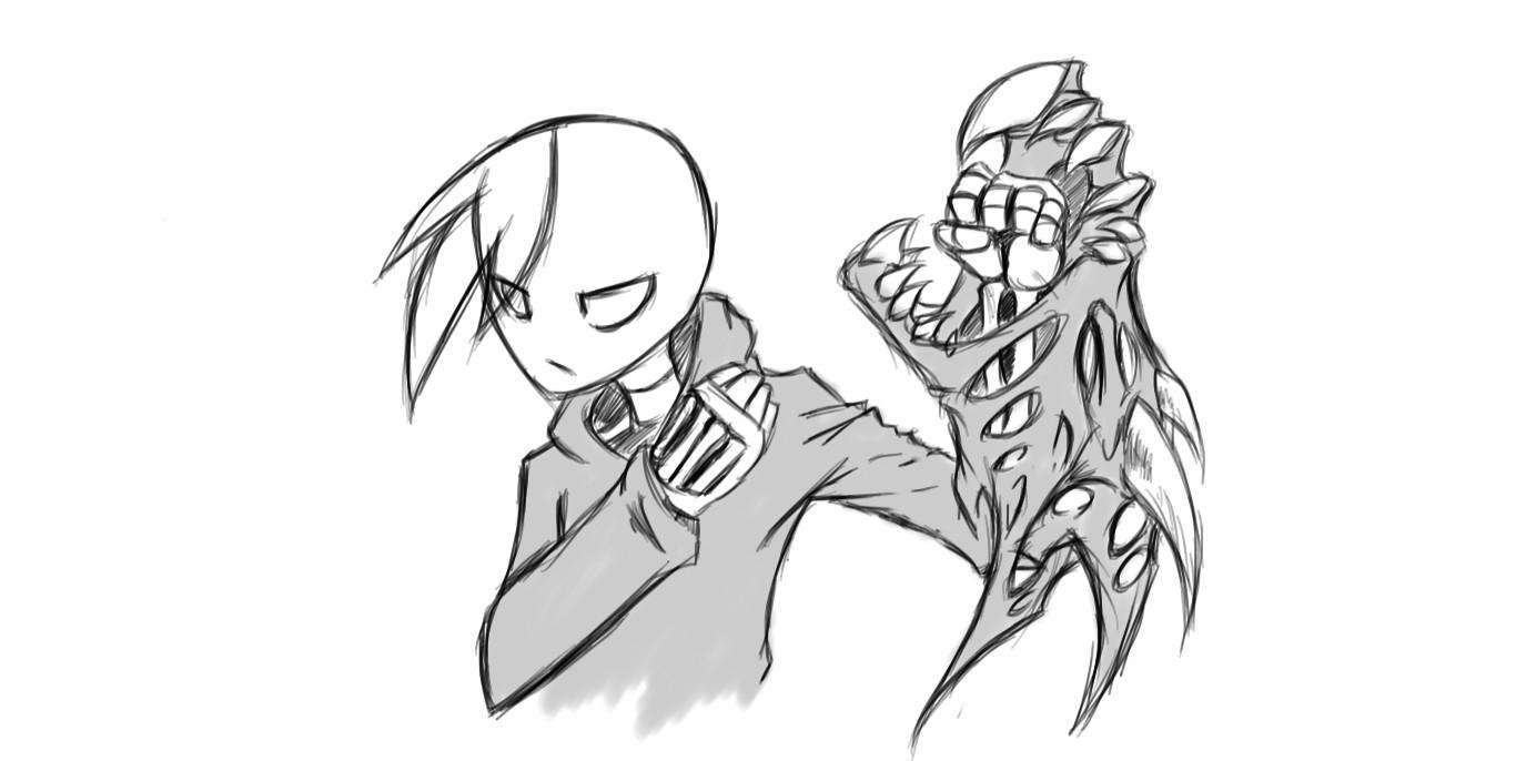 Grim jr by neoninz