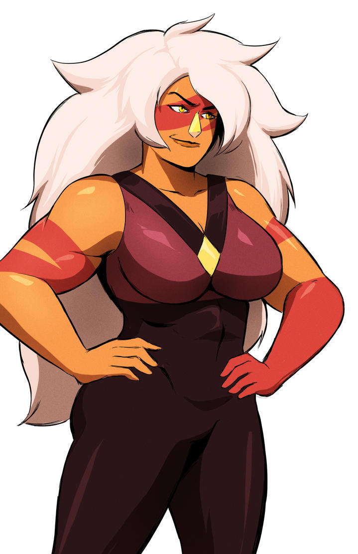 Jasper #1 by svanas