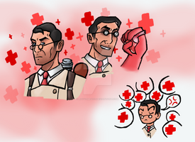 The Medic will see you now (colored version)