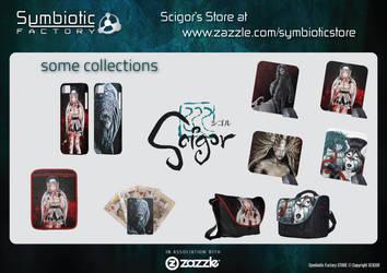Symbiotic Factory Store by Scigor