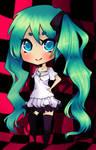 Hatsune Miku (World is Mine)
