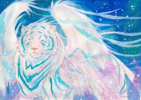 Tigre royale by ZeldaPeach