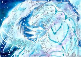 Dragon royale by ZeldaPeach