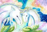 Licorne etoile