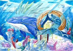Decors Aquatique by ZeldaPeach