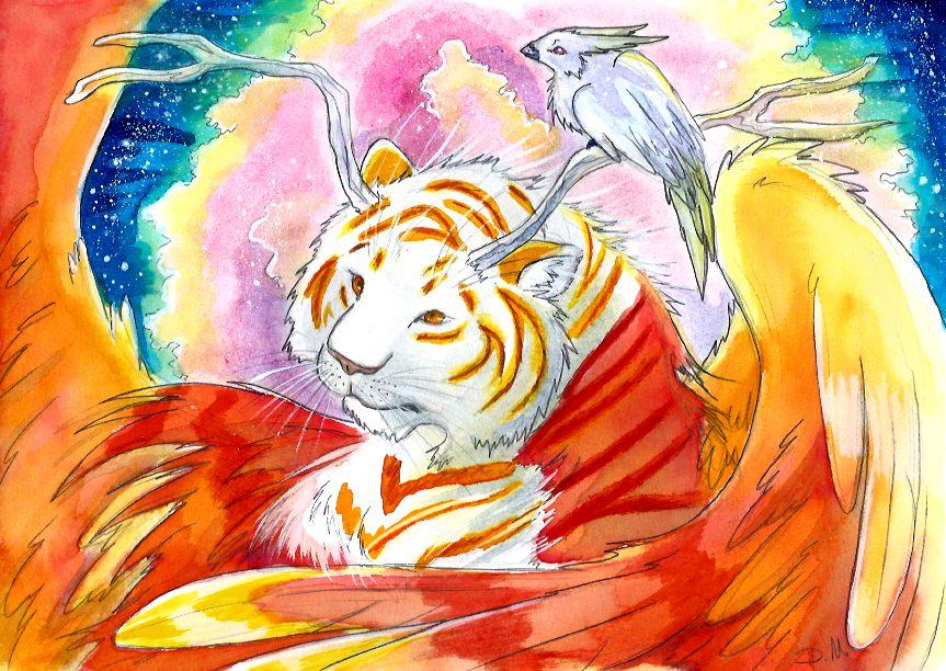 Fantastique Creature by ZeldaPeach