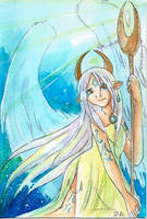 Reine Mytril by ZeldaPeach