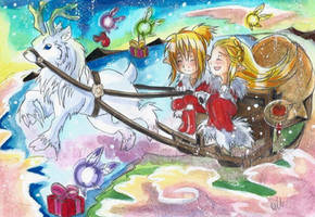 Zelda speciale Noel