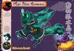 [HALLOWEEN] LumenFox Adopt for SalamanderMoon