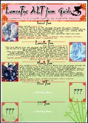 Lumenfox ALT FORM traits Guide