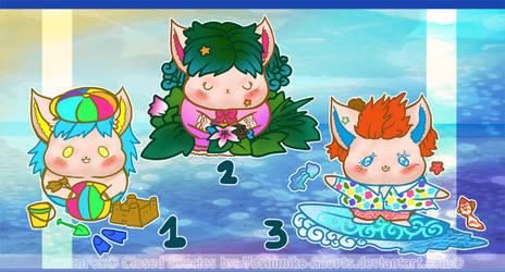 [OPEN] Lumenfox Summer Advent calendar 2021