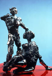 H.F. Oppenheimer's Maquette
