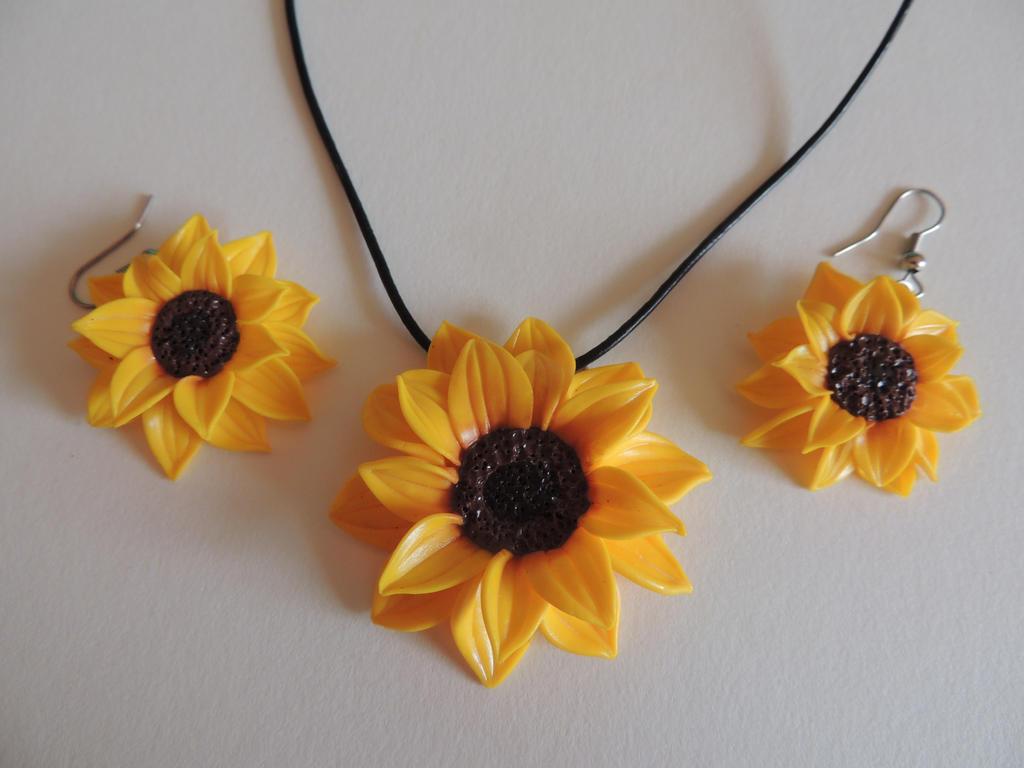 Sunflowers by JoannaInMiniLand