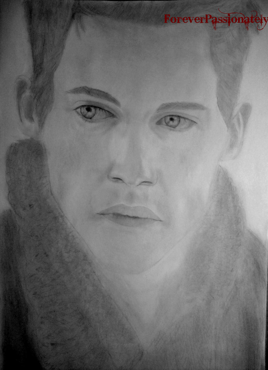 Jonathan Rhys Meyers by Fluffypassion