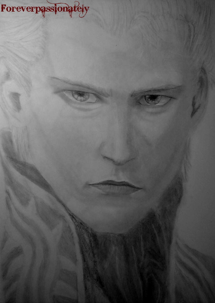 Vergil by Fluffypassion