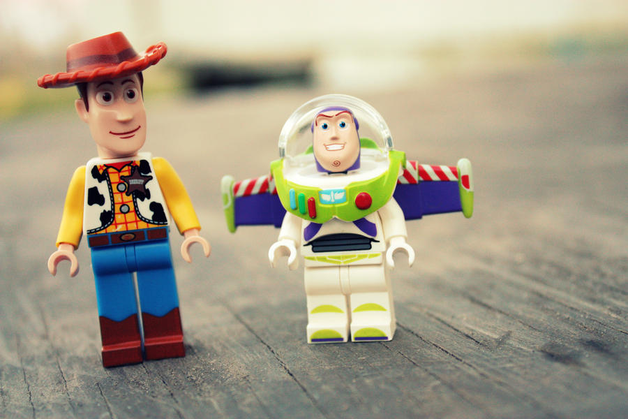 Toy Story by kimberlyg