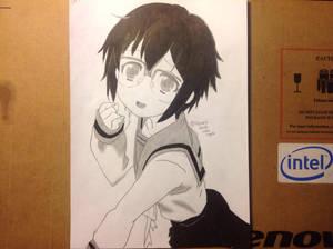 Nagato Yuki [Nagato Yuki chan no Shoushitsu]