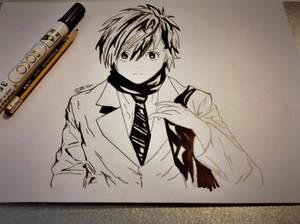 Yoshino Takigawa [Zetsuen no Tempest]