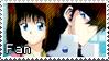 Azureshipping stamp 1 by KazumiAkai
