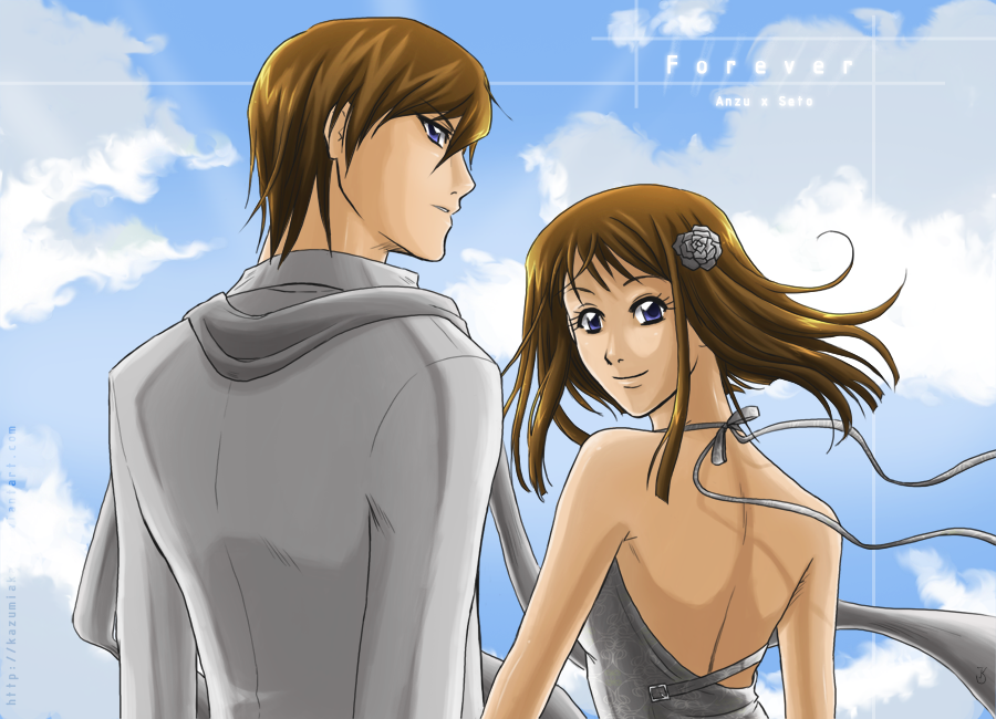 Forever by KazumiAkai