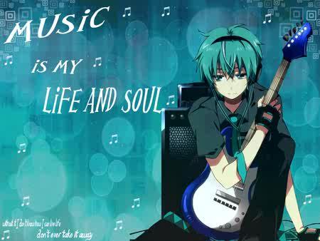 Music Boy By PandaHero01