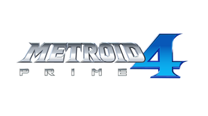 Metroid Prime 4 reveal logo by Wuvwii