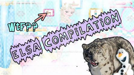 Elsa Compilation | ELSA HAD A BABY!!!