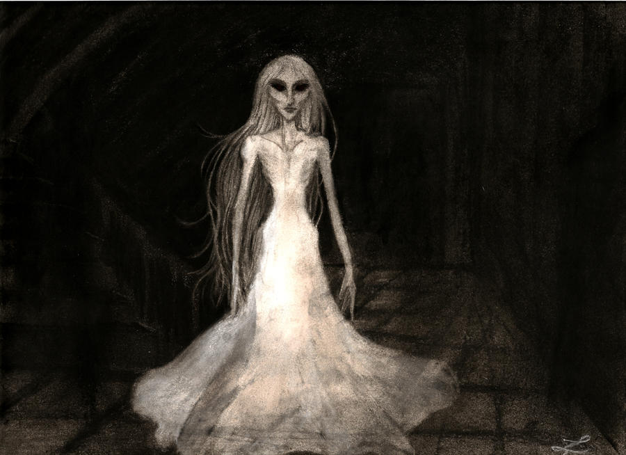 The White Lady By Barefoot Pixie On Deviantart