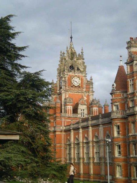 Royal Holloway College, University of London by musicjunkie09