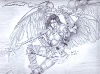 Arcangel by wjperez