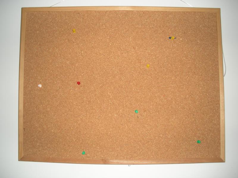 Cork Board iii by RainyDoll-Stock