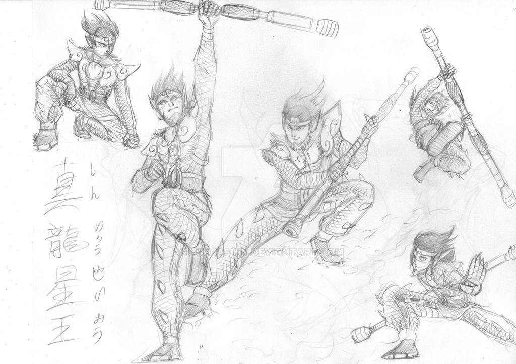 Shin Ryuseioh by RyuuJashin
