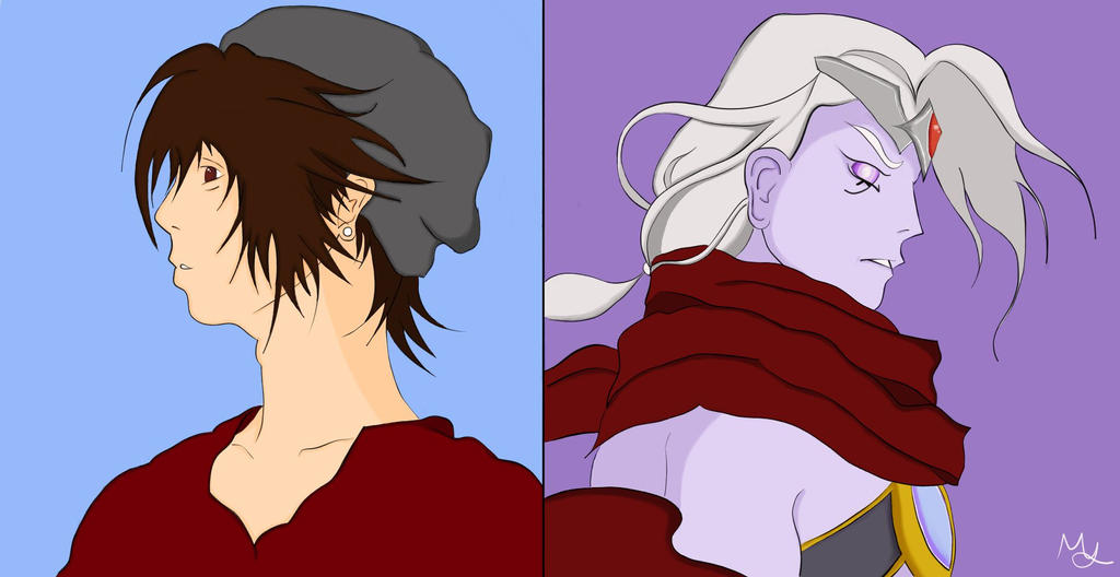 Me and Varus (Coloured) by Taicro