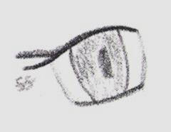 Woman's Eye by Sakura-Da-Soulreaper