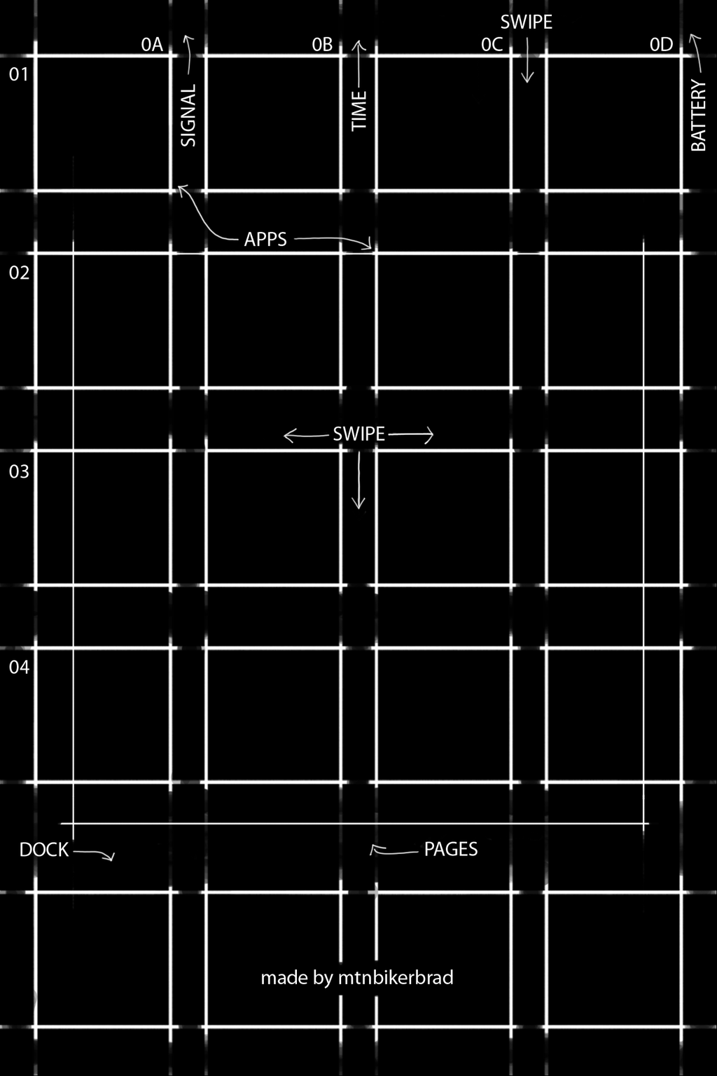 Best Iphone Blueprint Wallpaper - blackprint___flat_ios7_wallpaper_by_mtnbikerbrad-d6mul85  Image_821124.png