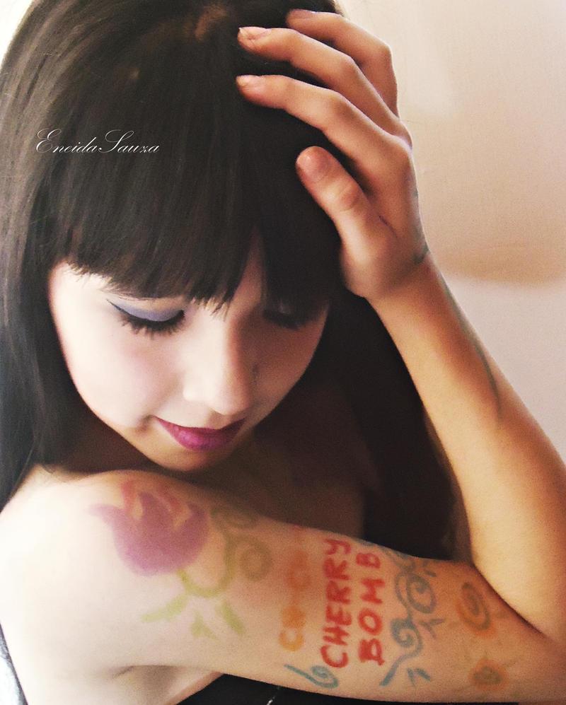Nicole. by EneidaSauza