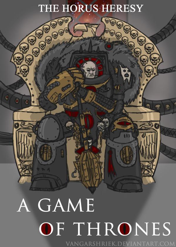 A Game of Thrones by VangarShriek