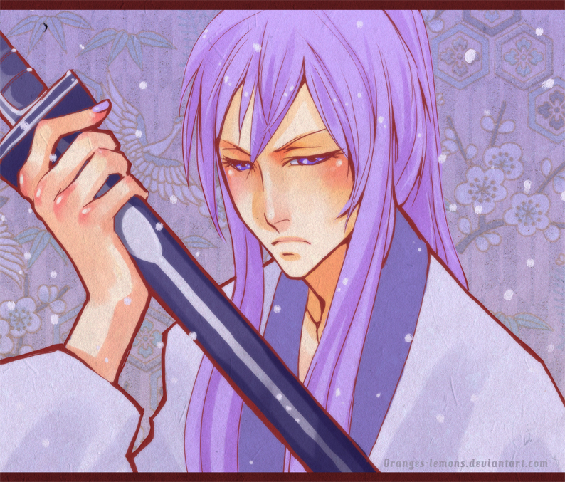 A sword is a samurai's soul by oranges-lemons