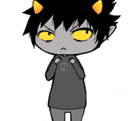 karkat by oranges-lemons