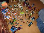 Space Legos