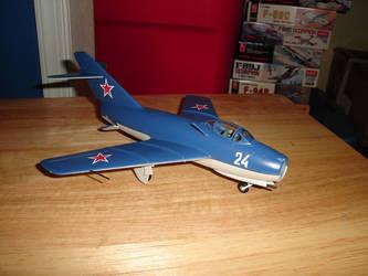Sea Falcon by Russian-Fox