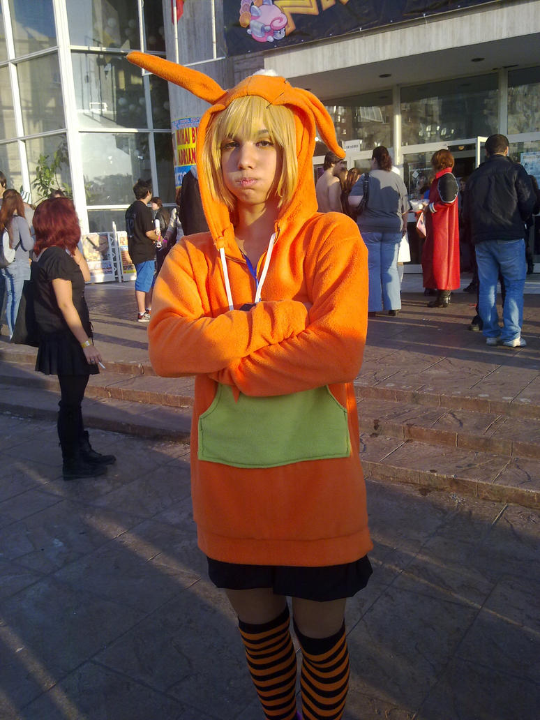 Happy Tree Friends - Cuddles Cosplay by AyaseMaruko on ...