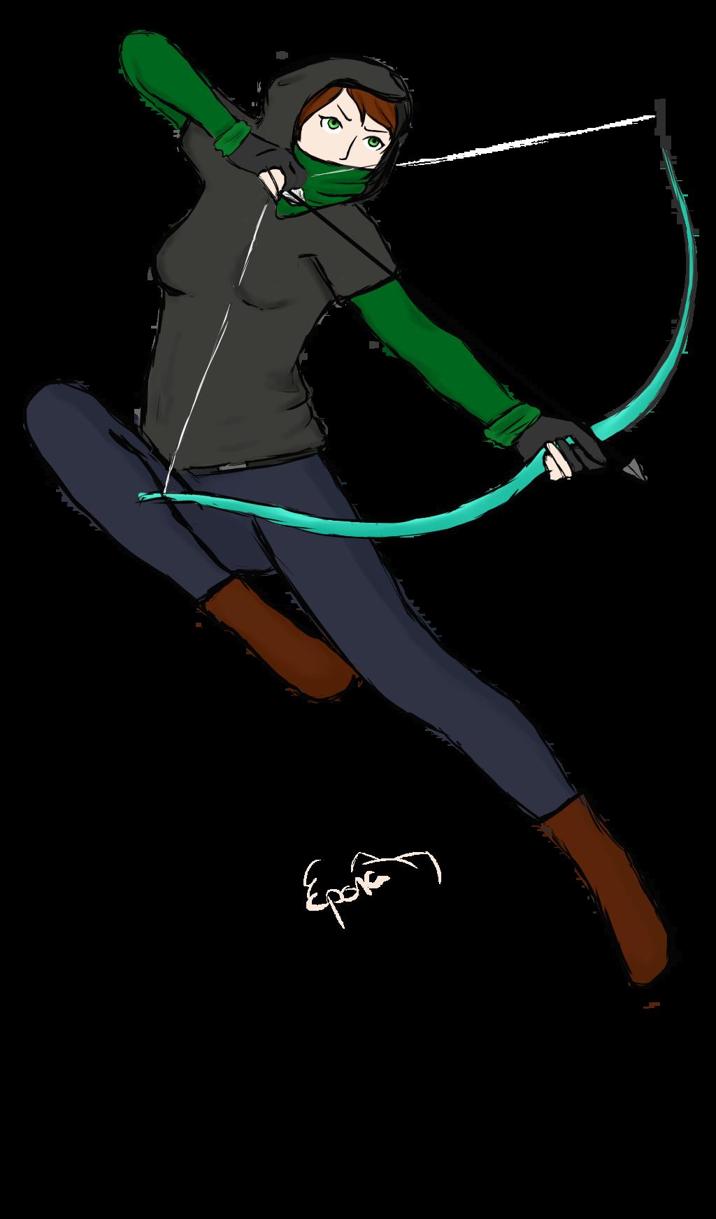 CobaltGlacier's Kira (Request)