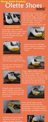 Olette Shoes Tutorial by MangoSirene