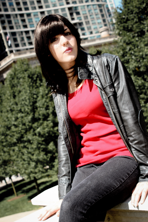 Torchwood: Gwen Cooper by MangoSirene