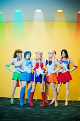 SM: We Are Shining by MangoSirene