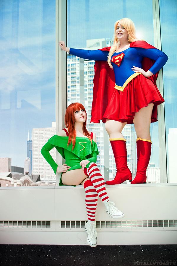 DC: Super Fangirl by MangoSirene