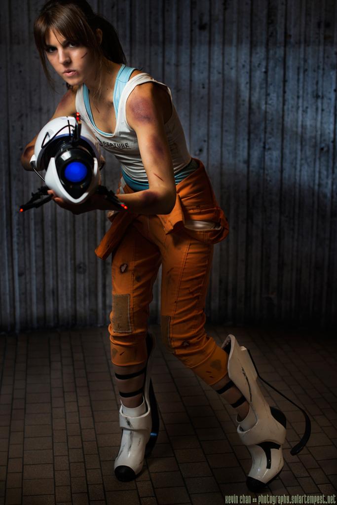 Portal: The Escape by MangoSirene