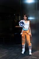 Portal: Test Chamber by MangoSirene