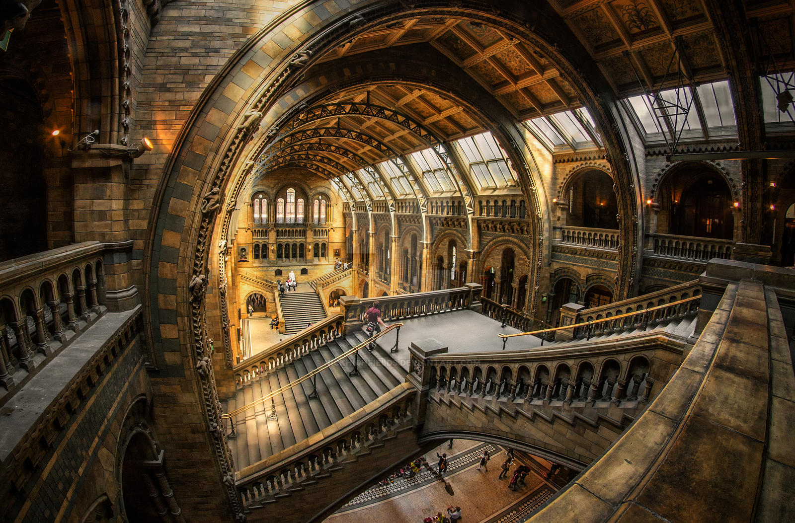 What Makes Natural Museum